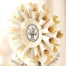 easy paper decorations paper tree easy decorations make