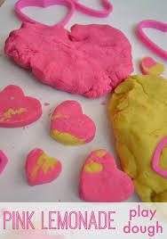 playpink cuisine pink lemonade play dough