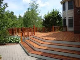 cedar decking image how to sand cedar decking u2013 delightful