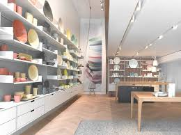Interior Design Stores Commercial Retail Interior Design Of Mud Australia Flagship Store