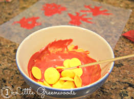 How To Make Candy by How To Make A Campfire Birthday Cake