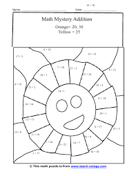 addition addition worksheets to 10 free math worksheets for