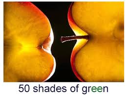 50 shades of green youtube