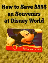 Save Money On Disney World How To Save Money On Souvenirs At Disney World Planes Trains