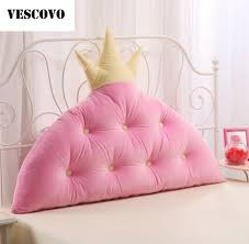 Wedge Pillows For Bed Vescovo Girls Room Bed Wedge Pillow For Bed Backrest Cushion Large