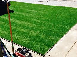Fake Grass For Patio Residential Landscape Seattle Washington Fake Grass