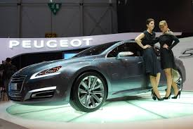peugeot 909 5 by peugeot and sr1 concept revealed at 2010 geneva motor show