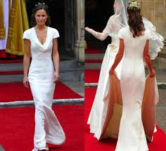 pippa middleton u0027s bridesmaid dress far exceeds my expectations for