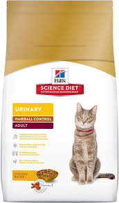 hill u0027s science diet urinary hairball control dry cat food