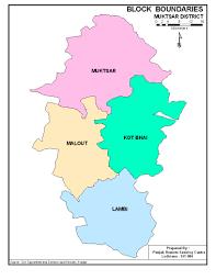 Punjab Map Muktsar
