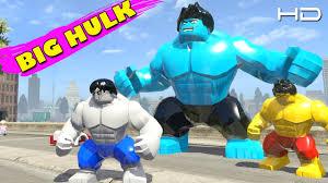 grey hulk yellow hulk big blue hulk lego marvel super