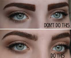 10 frequent eyebrow mistakes you don u0027t know you u0027re making