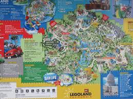 california map pdf legoland california 2010 park map