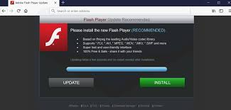 Flash Player How To Remove Flash Player Update Recommended Pop Up Guide