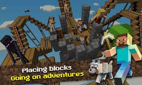 minecraft for free on android minecraft pocket edition for android free on mobomarket