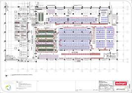Multi Level Floor Plans Redmart Singapore Ambient Multi Level Distribution Centre