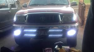 toyota tacoma hid fog lights 01 04 tacoma blinker fog light mod