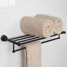 Bathroom Accessories Towel Racks by Aylett Towel Rack Bathroom