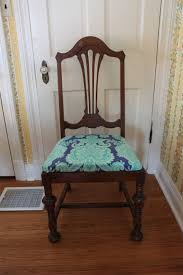 Dining Room Chair Pads And Cushions How To Re Cover A Dining Room Chair Hgtv With Pic Of Best How To