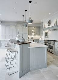 grey kitchen ideas kitchen island ideas grey family kitchen tom howley kitchen