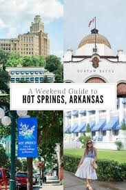Arkansas Travel And Tourism images A girl 39 s guide to hot springs lone star looking glass png