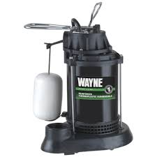 water powered backup sump pump choosing the right sump pump wayne pumps