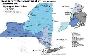 Harlem Map New York by Nys Department Of Corrections And Community Supervision