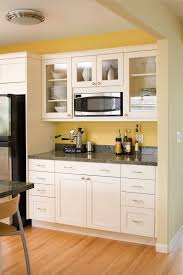 San Francisco Under Cabinet Microwave Kitchen Contemporary With