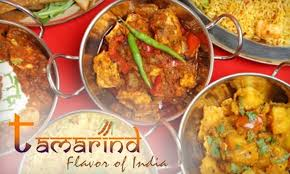 up to 60 indian cuisine flavor of india by tamarind groupon