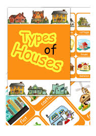 types of houses by olynj teaching resources tes