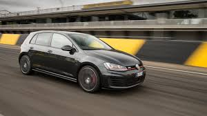 volkswagen golf gti performance review caradvice