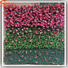 Flowers For Sale Hall Decoration Artificial Flower Wall Dried Flower Wall Decor