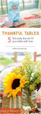 how to decorate your table for thanksgiving 167 best images about everything in it u0027s place on pinterest