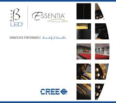 Alcon Lighting Houston by Betaled Essentia Product Brochure By Alcon Lighting Issuu