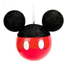 disney s mickey mouse ears ornament