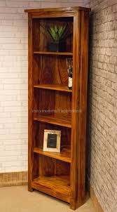 wood corner bookcase 15 best collection of sheesham wood bookcase