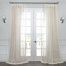 Peri Homeworks Collection Curtains Peri Homeworks Collection Shower Curtains Eff Solid Open Weave