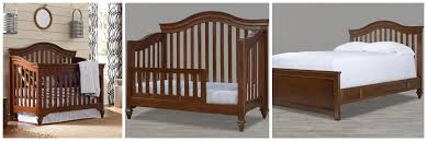 Natural Wood Convertible Crib by Furniture Winsome Romina Crib Furnishing Your Best Nursery