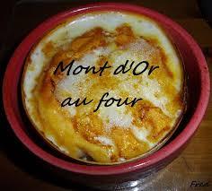 cuisiner le mont d or mont d or au four la cuisine des mamans