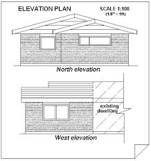 house elevation plans understanding house construction plans elevation view