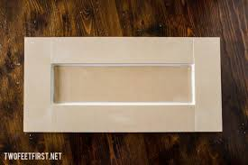 how to make simple shaker cabinet doors update kitchen cabinets without replacing them by adding trim