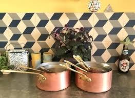 batterie de cuisine en cuivre a vendre batterie de cuisine en cuivre batterie de cuisine en cuivre dans une