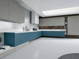 kitchens and interiors cocina integral lineal ak 04 by arrital diseño franco driusso