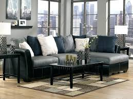 Microfiber Reversible Chaise Sectional Sofa Buchannan Microfiber Sectional Sofa With Reversible Chaise Grey