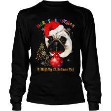 pug sweater merry pug sweater teerana