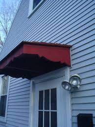 Door Awning Kits Add Decors Exterior Awning Ideas Home Design Lover Front Door