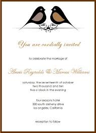 wedding invitations layout exle invitations exles of wedding invitations wedding style