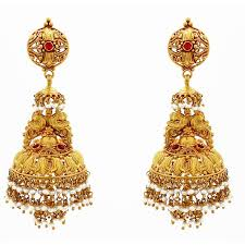 gold earrings for marriage earrings for marriage