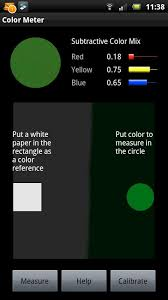 paint dye ryb color meter android apps on google play