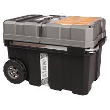 Keter Clamps Keter Masterloader Portable Tool Box Masters Home Improvement